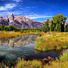 Schwabacher Landing